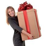 lazo para regalo